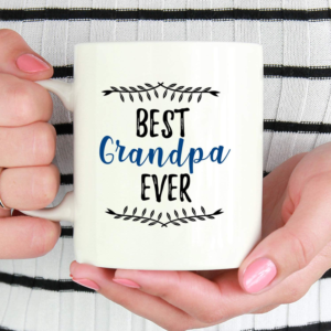 opa 75 jaar - leuke mok voor opa