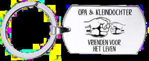 sleutelhanger - klein cadeau voor opa2