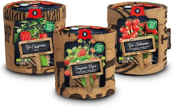 zelf groenten kweken op balkon