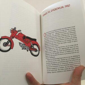 Buikschuiver brommer boek
