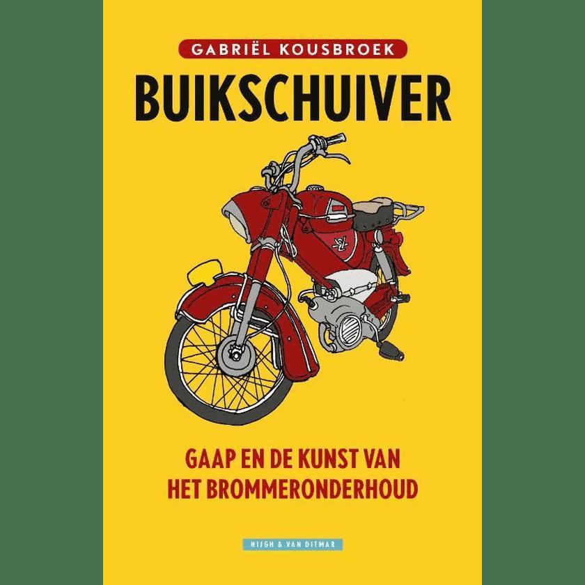 brommerboek buikschuiver cover