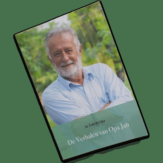 Autobiografie schrijven - Cadeau voor Opa