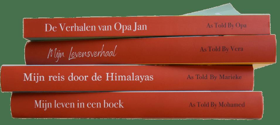 Cadeau voor Opa - autobiografie schrijven met hulp
